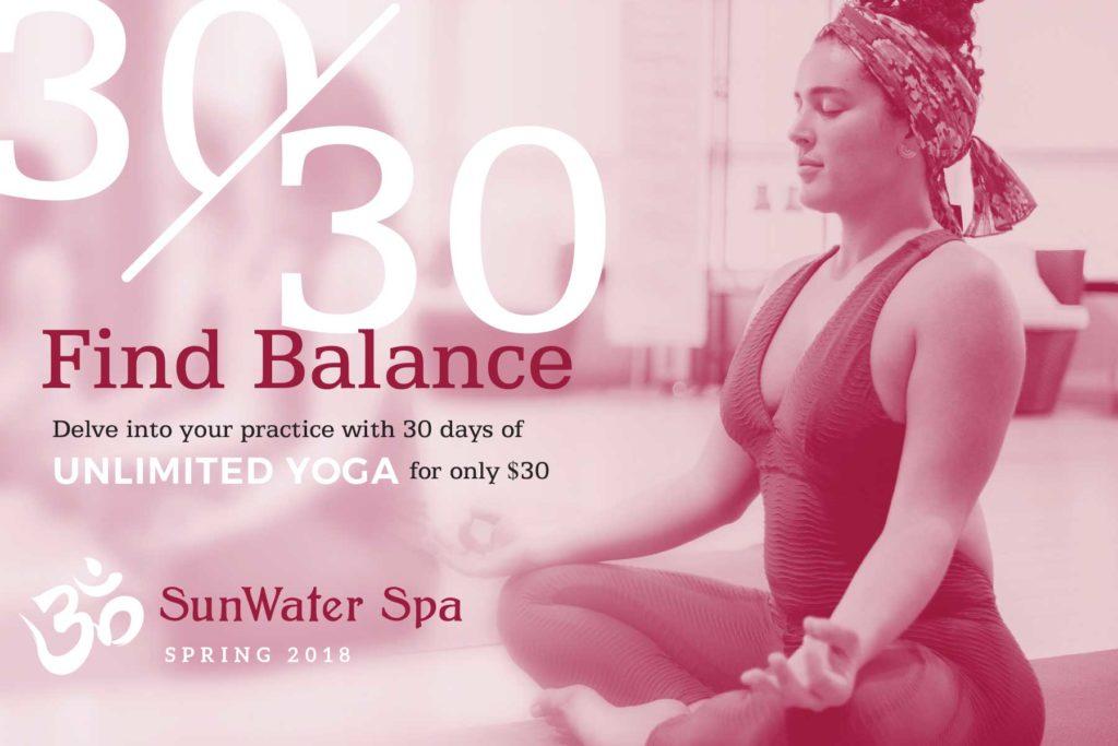 SunWater-Find-Balance-Yoga-Promo-MAY-2018-4x6-POSTCARD-1-1024x683
